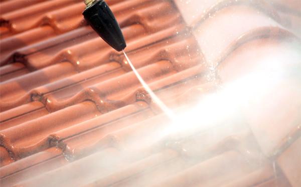 czyszczenie dachów efekty