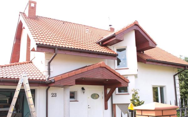 efekt po umyciu dachu 15