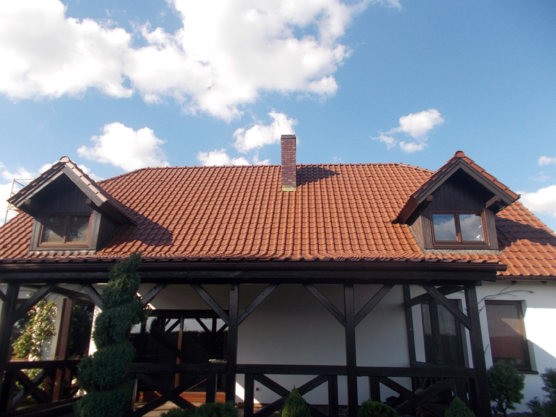 efekt po umyciu dachu 09